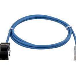 CAT6 28AWG Cable - FlexLite™ UTP LSZH & PVC (Plug to Jack)